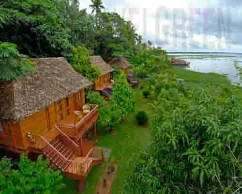 Welgreen Kerala Holidays - KTDC Water Scapes